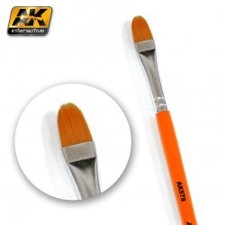 Rounded Weathering Brush. Marca AK-lnteractive. Ref: AK579.