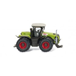 Tractor Claas Xerion 5000, Verde Claro, Escala H0, Wiking, Ref: 036399.
