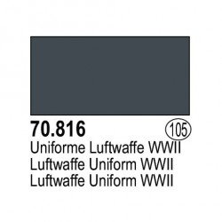 Acrilico Model Color, luftwafe uniforme WWII ( 105 ). Bote 17 ml. Marca Vallejo. Ref: 70.816.