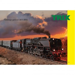 Catalogo General Trix 2017/2018. Ref: 19825.
