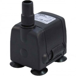 Bomba sumergible, 5 W, 220 voltios, 350l/h. Marca Dismoer, Ref: 16498.