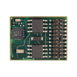 Decodificador DH22A-4, SX1, SX2, DCC y MM, 22 pines.