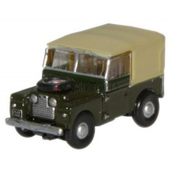 Land Rover Bronze Green, Escala N. Marca Oxford, Ref: NLAN188009.
