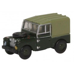 Land Rover Serie I 88 Canvas Reme, Escala N. Marca Oxford, Ref: NLAN188020.