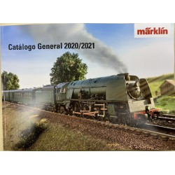 Catalogo General Marklin 2020/2021, en Castellano. Marca Marklin, Ref: 15716.