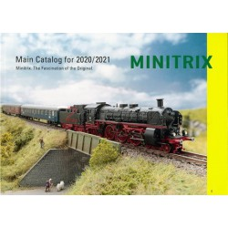 Catalogo General Minitrix N 2020/2021. Ref: 19853.