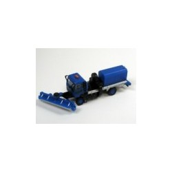 Maquina quitanieves, color azul, Marca DM-Toys, Ref: 4102