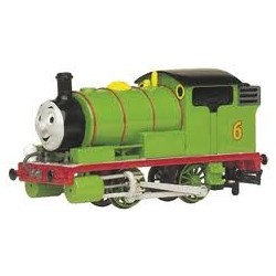 "Locomotora de vapor "" Percy "", Marca Thomas & Friends, Ref: 58742"