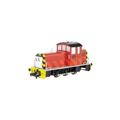 "Locomotora Diesel "" Salty "", Marca Thomas & Friends, Ref: 58804"