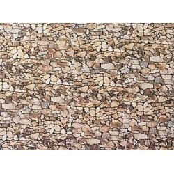 Placa de pared, Piedra natural. Marca Faller, Ref: 222562.