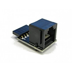 Adaptador de PCB de S88 a S88N ( para intellibox ), Digikeijs, Ref: DR60886.