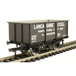 Plataforma Media Lancashire Steel Manufacturing Livery, Branch-Line, Ref: 37-280.